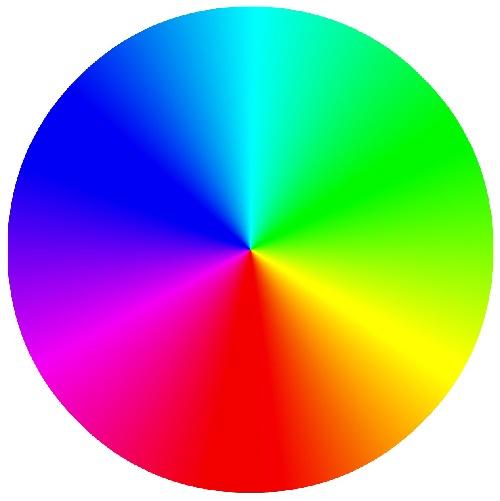 Color Wheel Basic Home Design